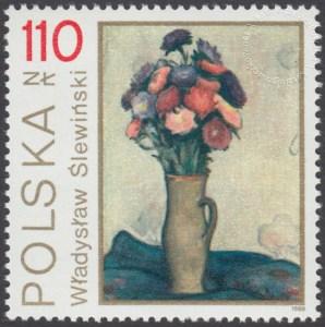 Kwiaty w malarstwie polskim - 3095