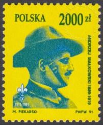 80 lat harcerstwa w Polsce - 3210