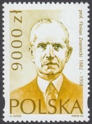 Florian Znaniecki - socjolog - 3350