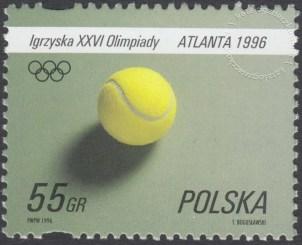XXVI Igrzyska Olimpijskie w Atlancie - 3458