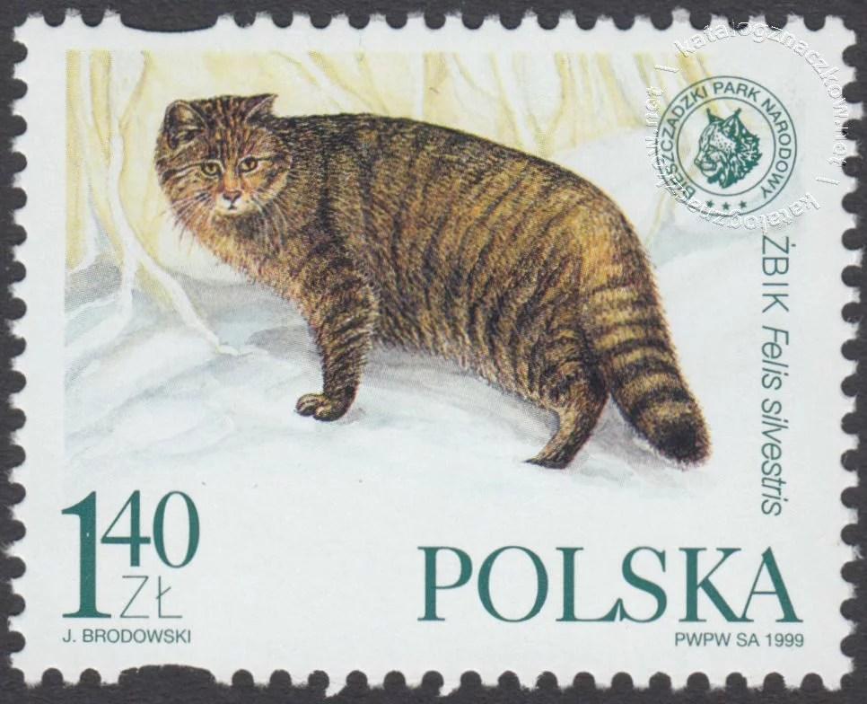 Polsko-ukraińska współpraca przygraniczna w dziedzinie ochrony środowiska znaczek nr 3640