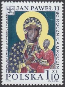80 rocznica urodzin Papieża Jana Pawła II - 3683