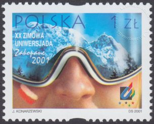XX Zimowa Uniwersjada Zakopane 2001 - 3728