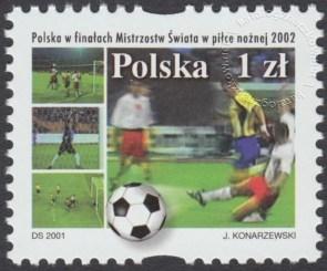 Polska w Finałach Mistrzostw Świata w piłce nożnej 2002 - 3774