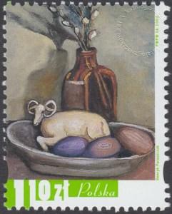 Cztery pory roku w malarstwie - twórczość artystów niepełnosprawnych - 3815