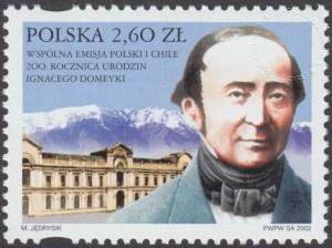 200 rocznica urodzin Ignacego Domeyki - 3832