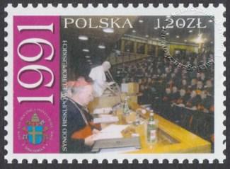 25 rocznica pontyfikatu Ojca Świętego Jana Pawła II - 3881