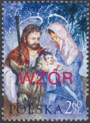 Boże Narodzenie - WZÓR 3936W