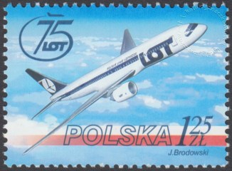 75 lecie Polskich Linii Lotniczych LOT - 3944