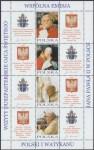 Osiem wizyt duszpasterskich Ojca Świętego Jana Pawła II w Polsce ark. 3959-3962