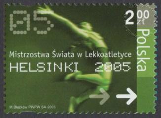 Mistrzostwa Świata w Lekkoatletyce Helsinki 2005 - 4052