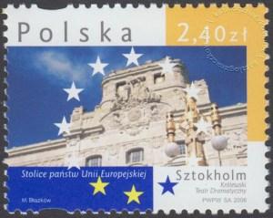 Stolice Państw Unii Europejskiej - 4123