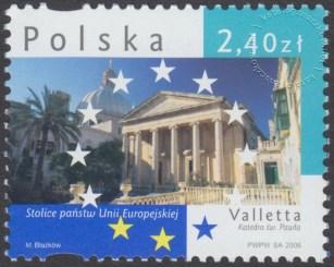 Stolice Państw Unii Europejskiej - 4125