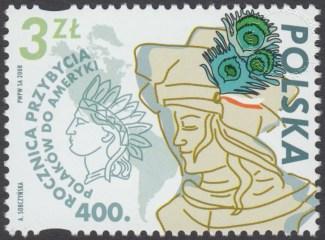 400 rocznica przybycia Polaków do Ameryki - 4236