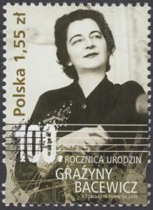 100 rocznica urodzin Grażyny Bacewicz - 4276