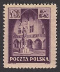 Wydanie obiegowe - zabytki Krakowa - 365