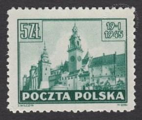 Wydanie obiegowe - zabytki Krakowa - 366