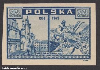 Zniszczenia wojenne Warszawy - Warszawa oskarża - 381