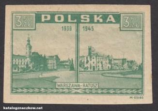 Zniszczenia wojenne Warszawy - Warszawa oskarża - 382