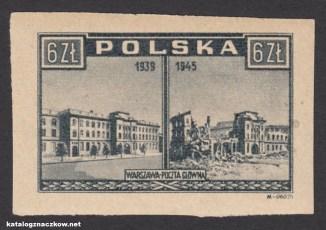 Zniszczenia wojenne Warszawy - Warszawa oskarża - 383