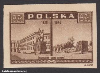 Zniszczenia wojenne Warszawy - Warszawa oskarża - 384