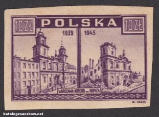Zniszczenia wojenne Warszawy - Warszawa oskarża - 385
