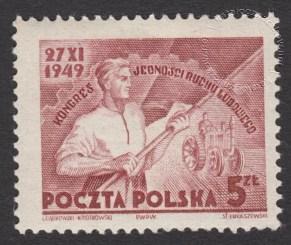 Kongres Jedności Ruch Ludowego - 501