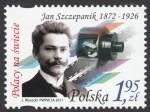 Polacy na świecie - Jan Szczepanik - znaczek nr 4380
