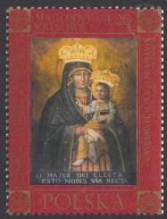 Madonny Kresowe - znaczek nr 4544