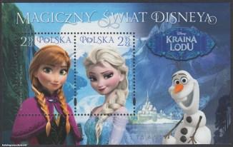 Magiczny Świat Disneya - Blok 190