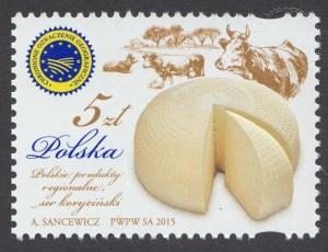 Polskie produkty regionalne - znaczek nr 4627