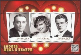 Ludzie kina i teatru - Ark. 4880-4882