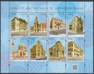 Polscy architekci w Azerbejdżanie - Blok 216
