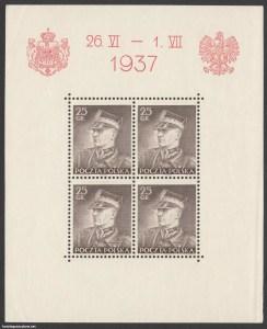 Wizyta króla Rumunii w Polsce - Blok 2