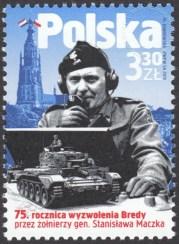 75 rocznica wyzwolenia Bredy przez żołnierzy gen. Stanisława Maczka - 5019