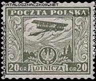 Wydanie na przesyłki lotnicze - 222
