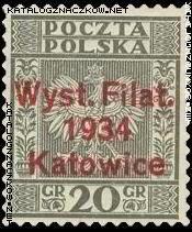 1 Wszechsłowiańska Wystawa Filatelistyczna w Katowicach - 264