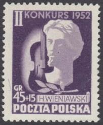 II konkurs skrzypcowy im. Henryka Wieniawskiego - 648