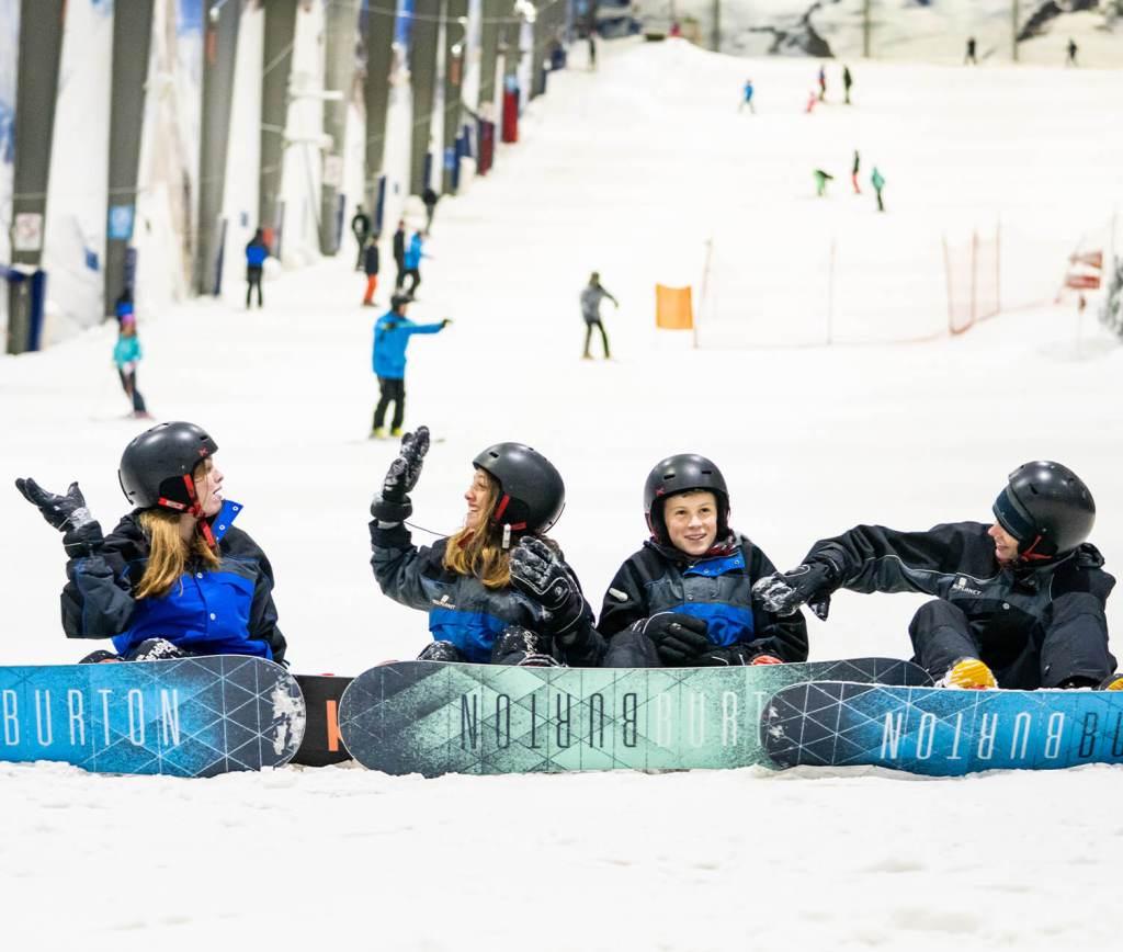 Snowplanet Ski Slope