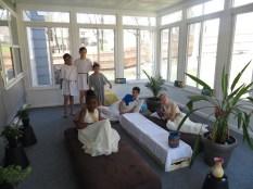 ókori római buli