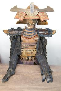 Authentic Samurai Armor for Sale - Meijl Period 1858