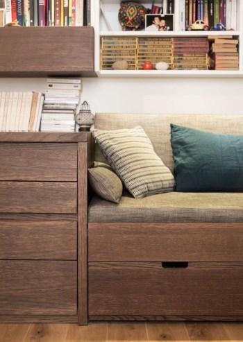 custom made furniture detail
