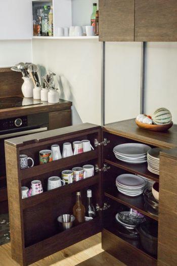 meubles sur mesure cuisine