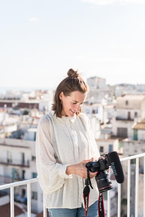 fotografía marca personal Barcelona