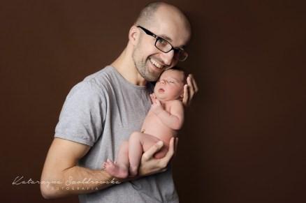 fotografia noworodkowa rodzinna kraków 2