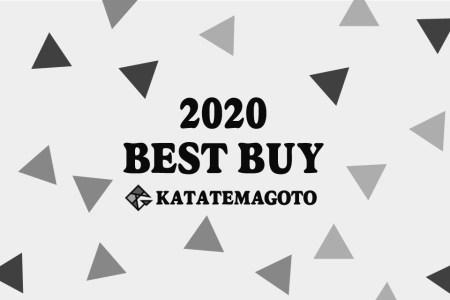 2020年をベストバイで振り返る。今年は転居とリノベもあったので大きい買い物が多かった。