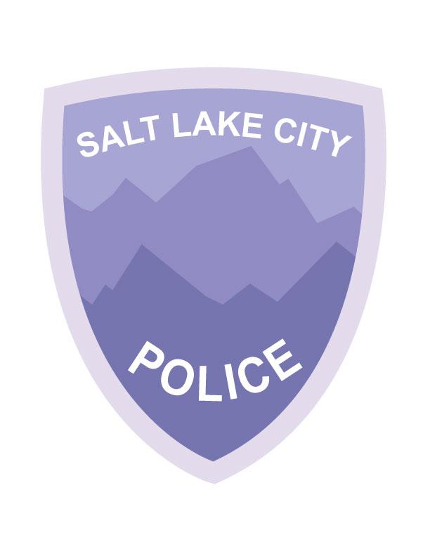 Salt Lake City Police Patch Redesign Mockup