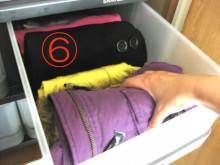 ●捨てられる&衣替えしなくていい洋服収納‐その3