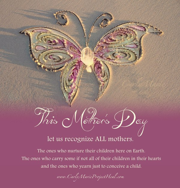 kissing the frog: International Bereaved Mother's Day