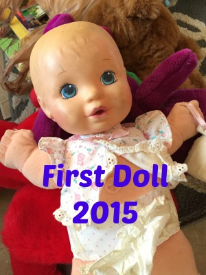 first doll 2015